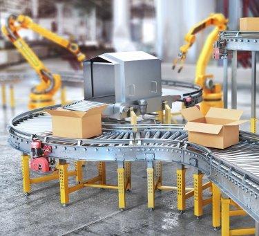 automatizovaný sklad